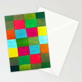 Paul Klee New Harmony Stationery Cards