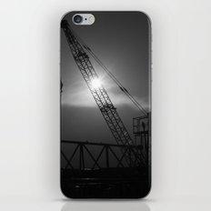 crane spotting... iPhone & iPod Skin