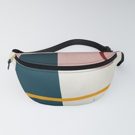 Smiling Face no. 1 Fanny Pack
