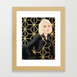 Barbara Hulanicki Framed Art Print