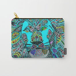 The Proud Lion (By Anjuri) Carry-All Pouch