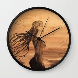 Sylpha Wall Clock