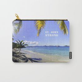 St. John Strong Carry-All Pouch