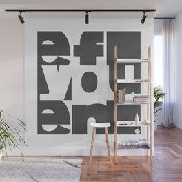 FUN Wall Mural