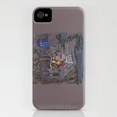WHO Shall Not Pass Slim Case iPhone (4, 4s)