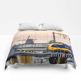 Sunrise Commute Comforters