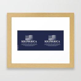 Kramerica Industries Framed Art Print