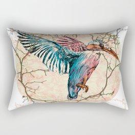 Toxiphobia Avis Rectangular Pillow