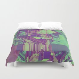 Glitchy 1 Duvet Cover