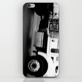 Keep Moving. iPhone Skin