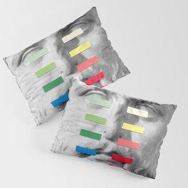 Sculpture With A Spectrum 1 Pillow Sham