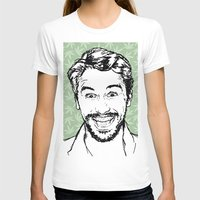 james franco T-shirts featuring Franco by naidl