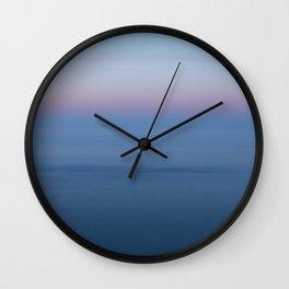 Point Dume Pacific Ocean Sunrise A1 Wall Clock