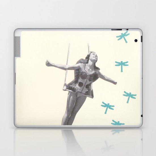 Oh to be a Dragonfly Laptop & iPad Skin