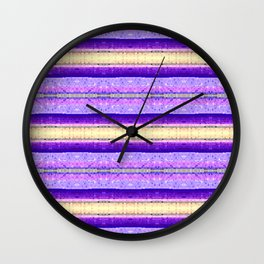 Iteration -Sunshine- (Extra Large No. 6) Wall Clock