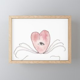 Shed Framed Mini Art Print