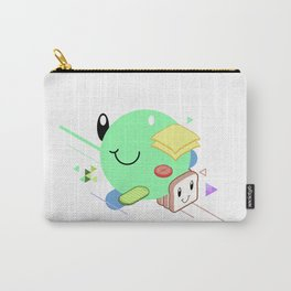 Tasty Visuals - Sandwich Time (No Grid) Carry-All Pouch
