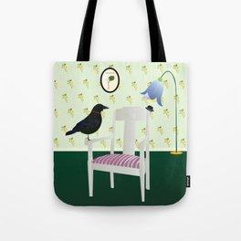 Homie Raven Tote Bag