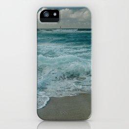 Hookipa Maui North Shore Hawaii iPhone Case