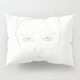 STAR COLLECTION | CARA DELEVINGNE Pillow Sham