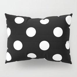Polkadot (White & Black Pattern) Pillow Sham