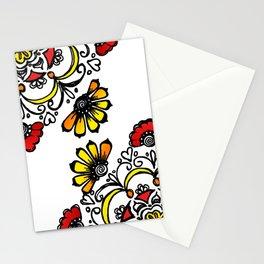 Doodle Mandala Stationery Cards