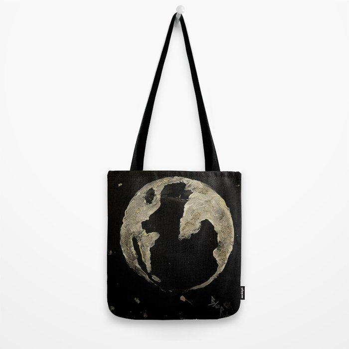 Black Moon Tote Bag