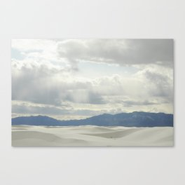 White Sands, NM Canvas Print