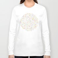 couple Long Sleeve T-shirts featuring Couple by Ana Magalhães