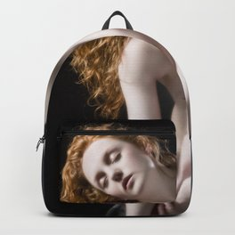 Redheaded Nude Backpack