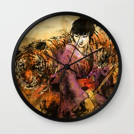 Common Ground Wall Clock