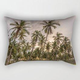Cocoteros Rectangular Pillow