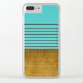 #96 Clear iPhone Case