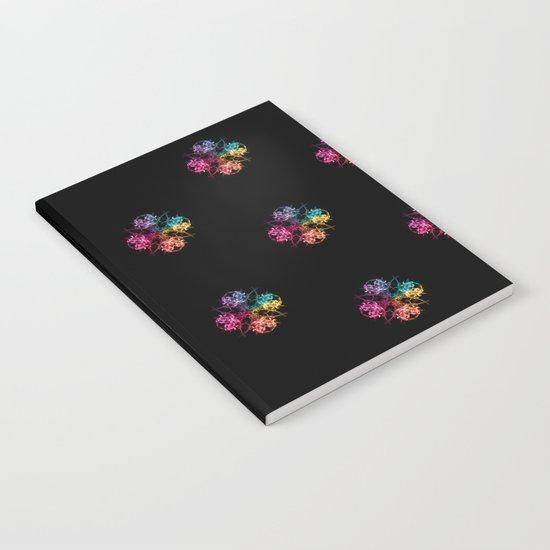 Smoke Art 104 Notebook