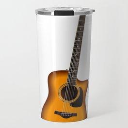 Guitar - Guitar Player Travel Mug