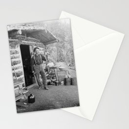Pike's Peak Prospector Stationery Cards