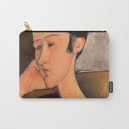"""Amedeo Modigliani """"Hanka Zborowski"""" Carry-All Pouch"""