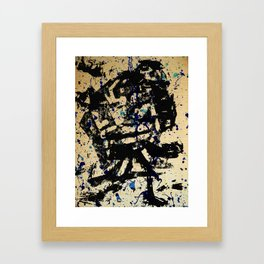 Thanatos Framed Art Print