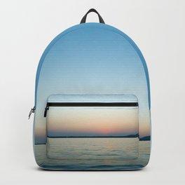 Subtle sunset Backpack