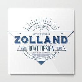 cool design tee Metal Print