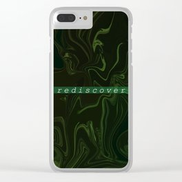 rediscover Clear iPhone Case