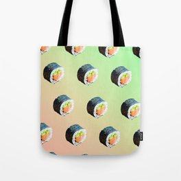 Sushi Rolls Tote Bag