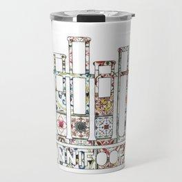 Boho Laboratories Travel Mug