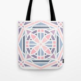 Pink flower power Tote Bag