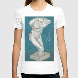 Male Torso by Vincent Van Gogh, 1886 T-shirt