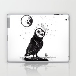 It's Time to go now. Laptop & iPad Skin