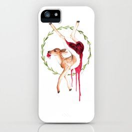 Casualty iPhone Case