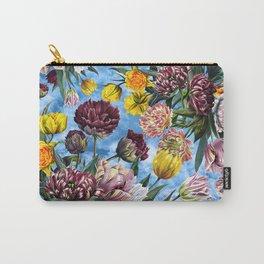 Sky Garden Carry-All Pouch