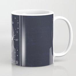 The Magician or Le Bateleur Tarot Coffee Mug
