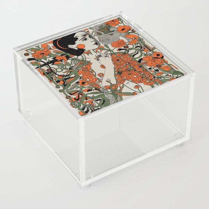 Daughter Acrylic Box